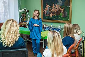 Обучение аппаратному массажу тела