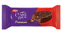 Milk Chocolate Coated Cake With Cocoa Cream