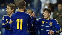 Три тренировки для болельщиков от сборной Украины по футболу