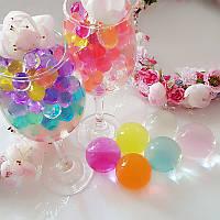 Пакет 100 шт. шарики Орбиз 18 мм, растут в воде Orbeez гидрогель гідрогель кульки Орбіз