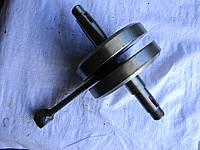 Вал коленчатый (коленвал) с шатуном ПД-10