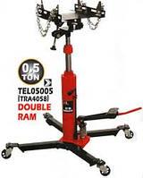 Стойка трансмиссионная гидравлическая с двойным штоком 0,5 т Н=850-1760mm Torin TEL05005