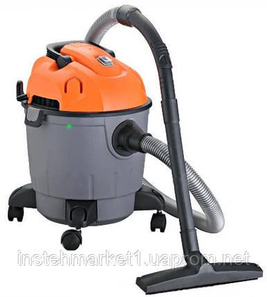 Пылесос для влажной и сухой уборки Grunhelm GR6208-18WD (мощность 1200 Вт), фото 2