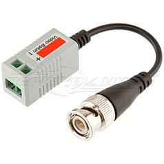 1-канальный пассивный приемник/передатчик BNC по витой паре GV-01HD P-03