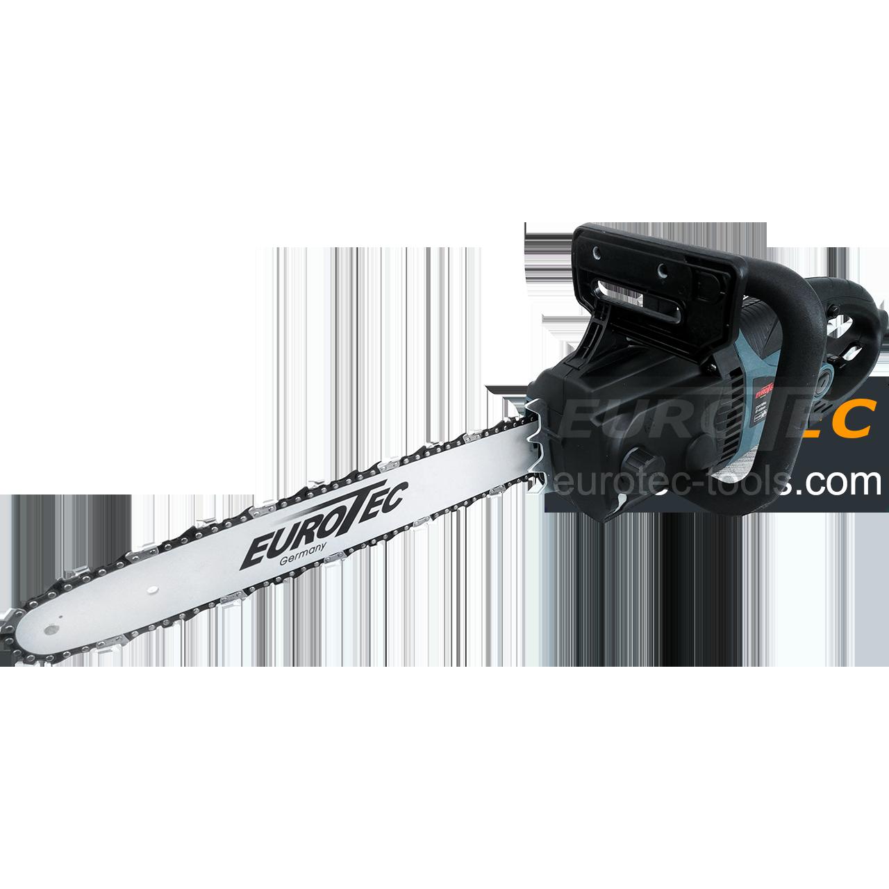Цепная электропила прямая Eurotec GC 111, 2.6 кВт, 405 мм электрическая пила, електропила ланцюгова електрична