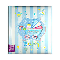 Фотоальбом EVG Baby car blue 30л. S29x32см.