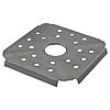 Комплект накладок на плиту с квадратными чугунными конфорками EM 90/80 IMP Modular