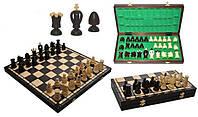 Шахматы коричневые Large Kings Ладж Кингс, Арт. 3111, фото 1