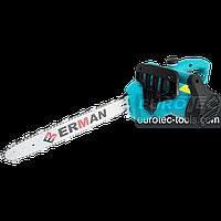 Цепная электропила боковая Erman GC 127, 2.9 кВт, 405 мм, электрическая пила, електропила ланцюгова електрична