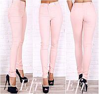 Женские джинсы, стрейч - джинс, р-р С-М; М-Л; Л-ХЛ (розовый)