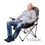"Кресло Vitan ""Директор"" зеленое, фото 4"