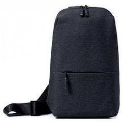 Рюкзак Xiaomi Mi multi-functional urban leisure chest Pack / dark grey