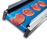 Транспортерная лента пищевая для мясной продукции в Украине, лента ПВХ