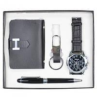 """Набор подарочный для мужчины """"Man"""" GH89, в комплекте 4 предмета, размер 17х20 см, подарок на праздник, набор подарков"""