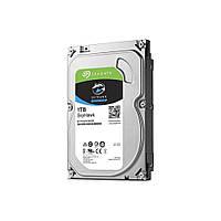 Жесткий диск 3.5 Seagate SkyHawk HDD 1TB 5900rpm 64MB ST1000VX005 SATAIII, фото 1