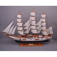 Корабель MA90, матеріал - дерево, розміри - 64 * 90 см, морська тематика, морські сувеніри, сувенір