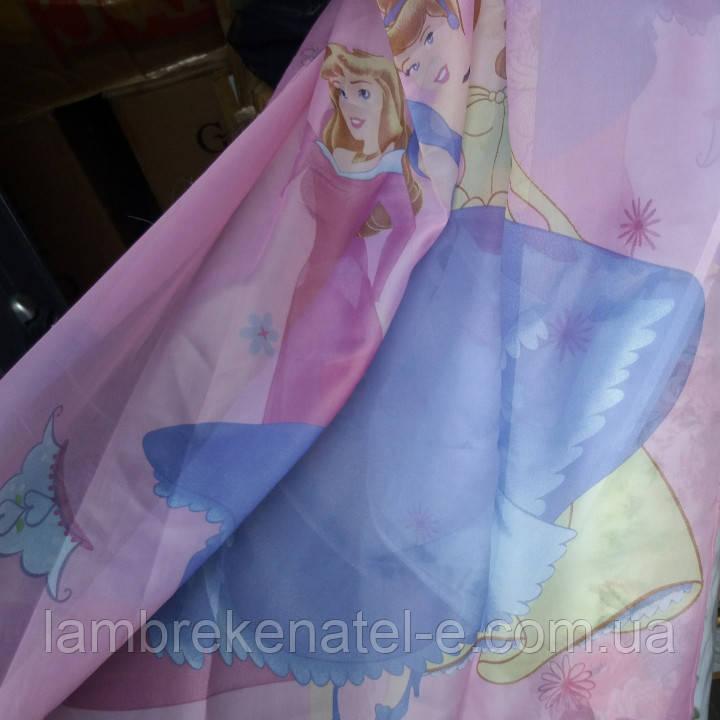 Тюль детская Принцесса