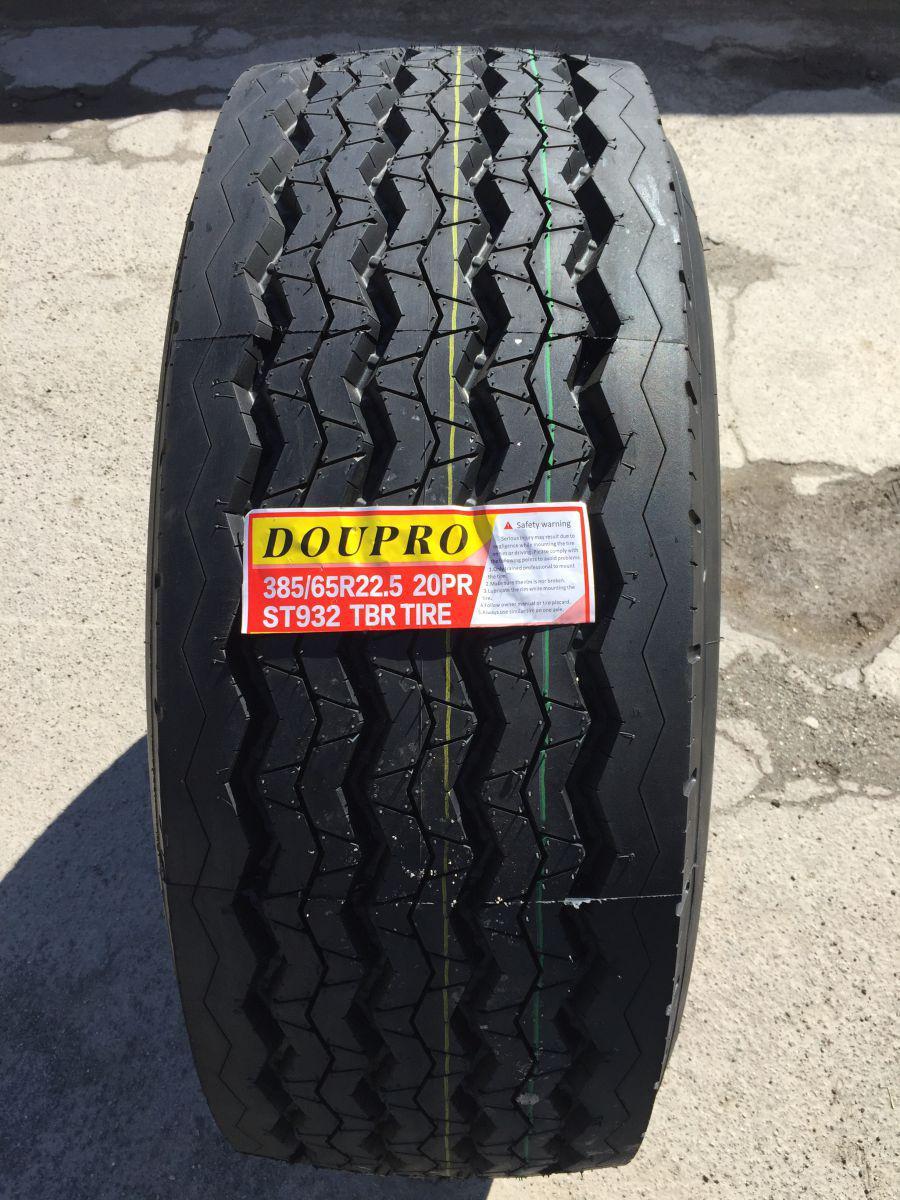 Грузовые шины Doupro ST932, 385/65R22.5