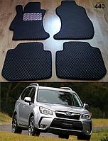 Коврики на Subaru Forester '13-н.в. Автоковрики EVA