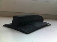 Резиновые выступы (рифли, шевроны) для конвейерной ленты