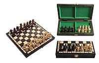 Шахматы коричневые 3134 PEARL Small (Перл малые)