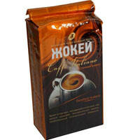 Кофе молотый Жокей 250г в/у  Caffe Italliano