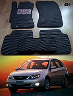 Коврики на Subaru Impreza '07-12. Автоковрики EVA