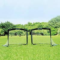 Набір розкладних футбольних воріт Soccer Easy Playz. Ворота футбольні.