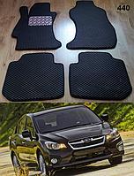 Коврики на Subaru Impreza '12-16. Автоковрики EVA