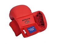 Рукавички для карате Bavar Sport (синій, червоний)