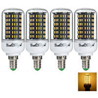 YouOKLight SMD 4014 1300Lm 15W E14 LED Corn Bulb Light 4 шт.