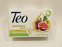 """Teo - Туалетное мыло Nourishing Oils Irresistible Fig """"Неотразимый инжир"""" 100 г, фото 1"""