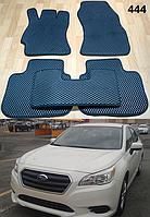 Коврики на Subaru Legacy (BN, BS) '14-н.в. Автоковрики EVA