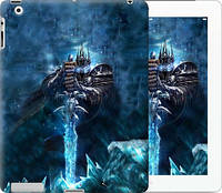 "Чехол на iPad 2/3/4 World of Warcraft. King ""644c-25-10409"""