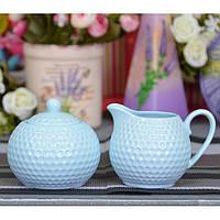 """Набір фарфоровий для чаювання """"Elegant"""" FR231, в наборі молочник, цукорниця, посуд для чаювання, чайний набір"""