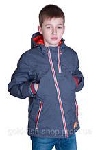 Підліткові демісезонні куртки для хлопців