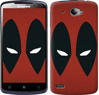"Чехол на Lenovo S920 Deadpool v2 ""3530c-53-10409"""