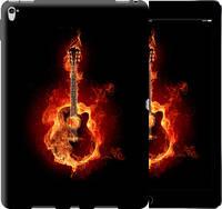 """Чехол на iPad Pro 9.7 Горящая гитара """"183u-363-10409"""""""