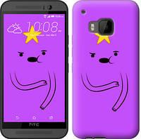 "Чехол на HTC One M9 Adventure Time. Lumpy Space Princess ""1122c-129-10409"""