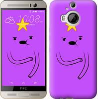 "Чехол на HTC One M9 Plus Adventure Time. Lumpy Space Princess ""1122u-134-10409"""