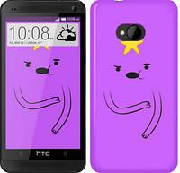 "Чехол на HTC One M7 Adventure Time. Lumpy Space Princess ""1122c-36-10409"""