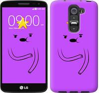 "Чехол на LG G2 mini D618 Adventure Time. Lumpy Space Princess ""1122u-304-10409"""
