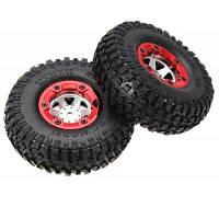 Дополнительное запасное колесо FY-CL01 для Feiyue FY01 FY02 FY03 RC aвтомобиль- 2Pcs Чёрный