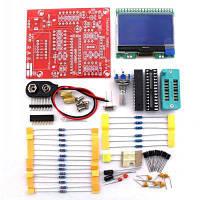 M12864 DIY Набор для теста транзисторов Красный и зелёный
