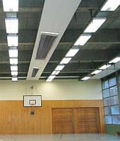 Электрическое отопление спортивно-зрелищных объектов