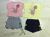 Трикотажный комплект для девочек Emma Girl 116-146 p.p., фото 1