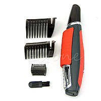 Универсальный триммер для для носа, бритва x-trim триммер micro touch switchblade red. Микро тач красный