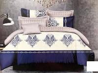 Красивое постельное евро-белье хорошего качества
