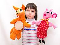 Кукла варежка Лиса