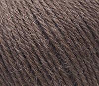 Элитная пряжа Gazzal Baby Alpaca 46002 (Газзал бейби Альпака) мокко